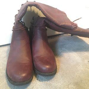 """JustFab """"Elettra Flat Boot"""""""